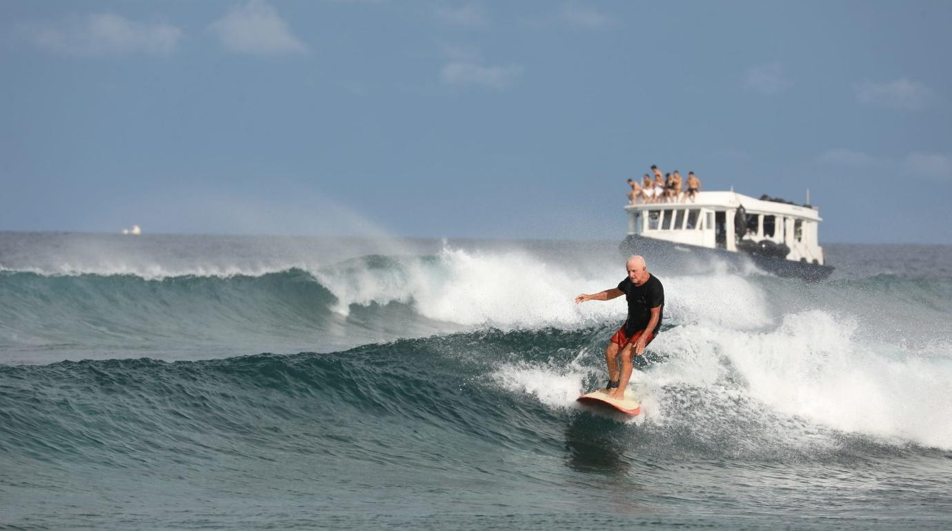 Longboarding Surf Trips | Longboard Surf Holidays | Perfect Wave ...
