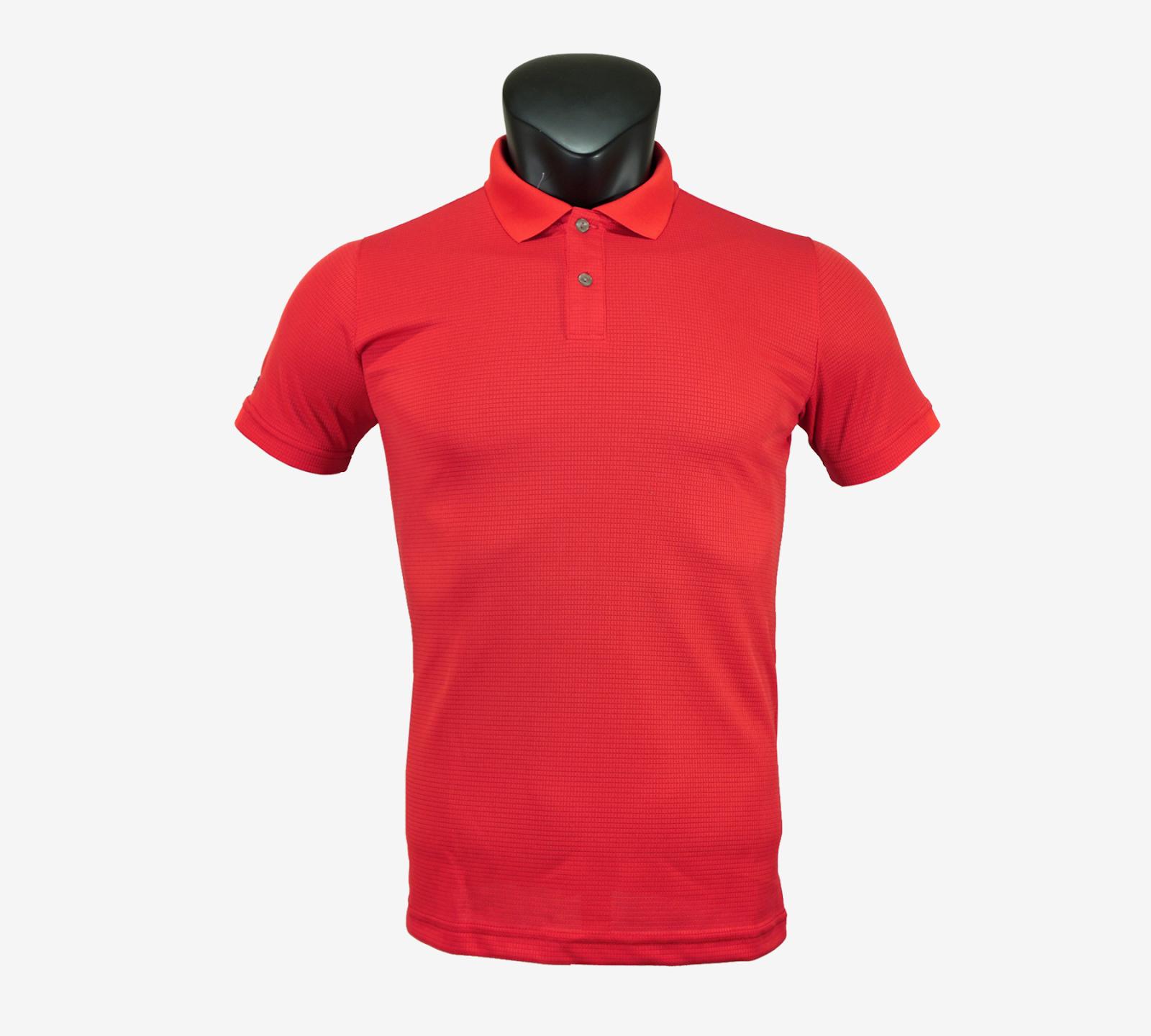 ÁO T-SHIRTS PORSCHE ADIDAS IN RED