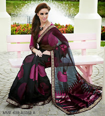 Kitty party wear saree at Sringaar