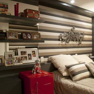 Classic style bedroom by RAUL PÊGAS ARQUITETOS ASSOCIADOS LTDA