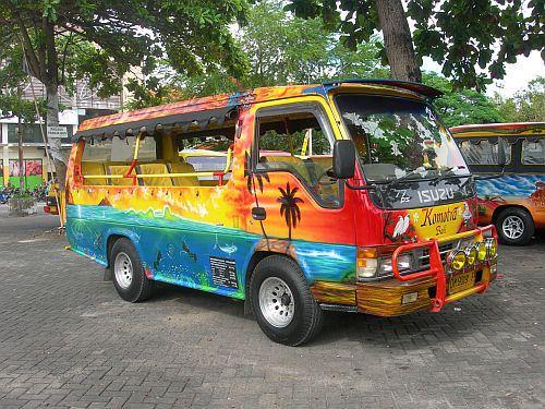Komotra Bali Transportation