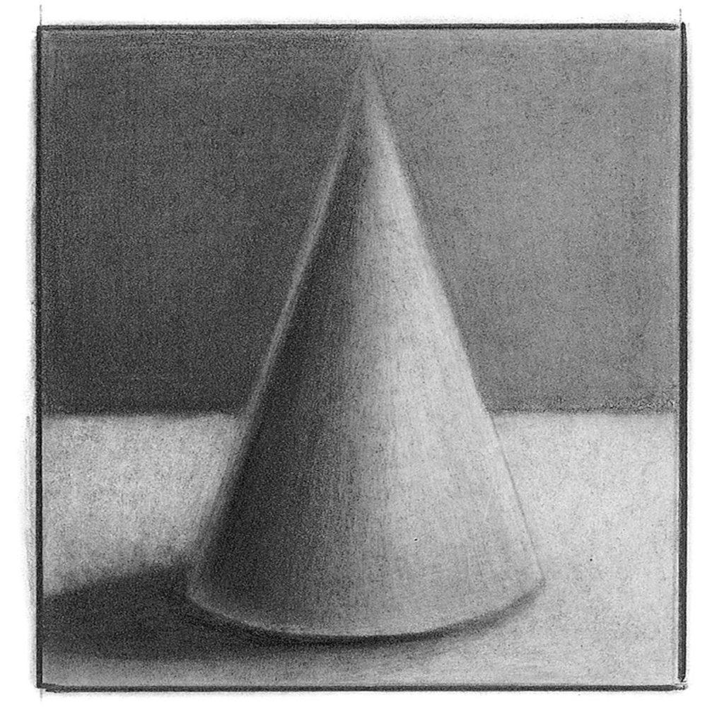 Vẽ hình nón |  Khái niệm cơ bản về bút chì vẽ bằng than chì với Lee Hammond |  Mạng lưới nghệ sĩ