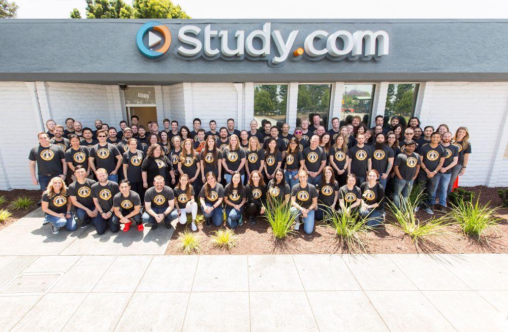 Study team group photo