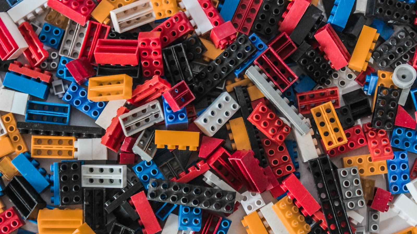 玩Lego