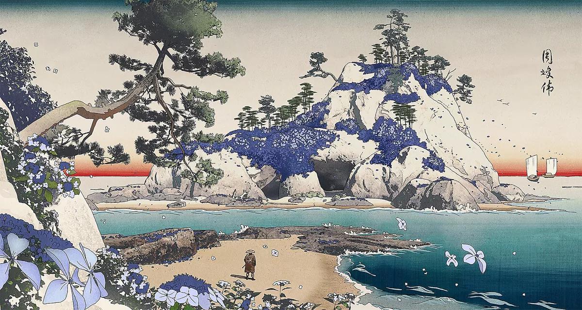 Ghost of Tsushima glezna