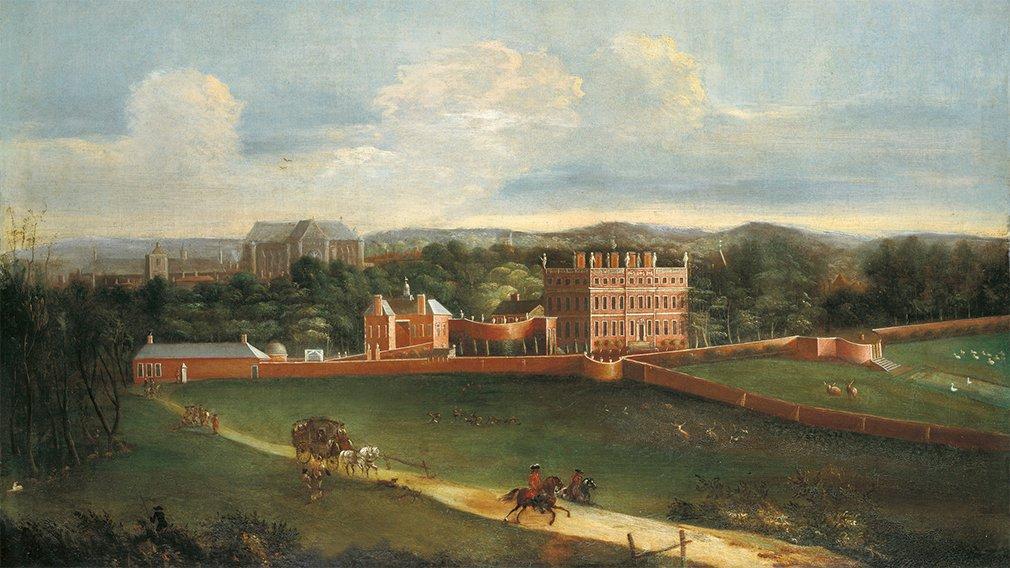 Buckingham House