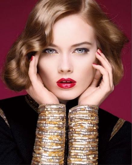 glamurozna šminka