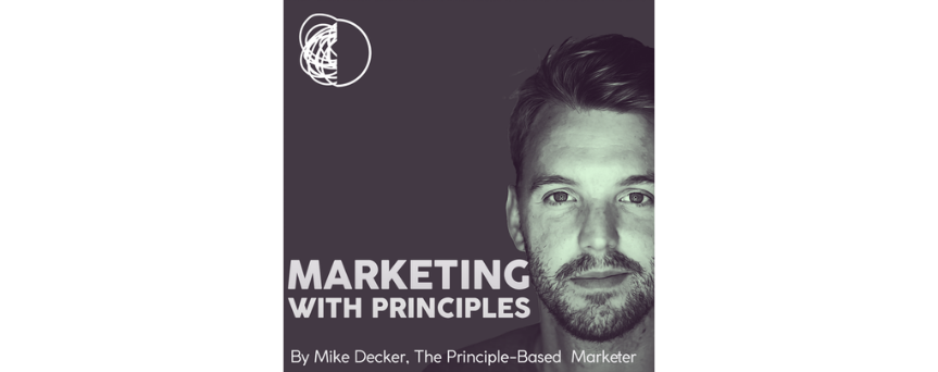 Marketing With Principles Podcasts logo