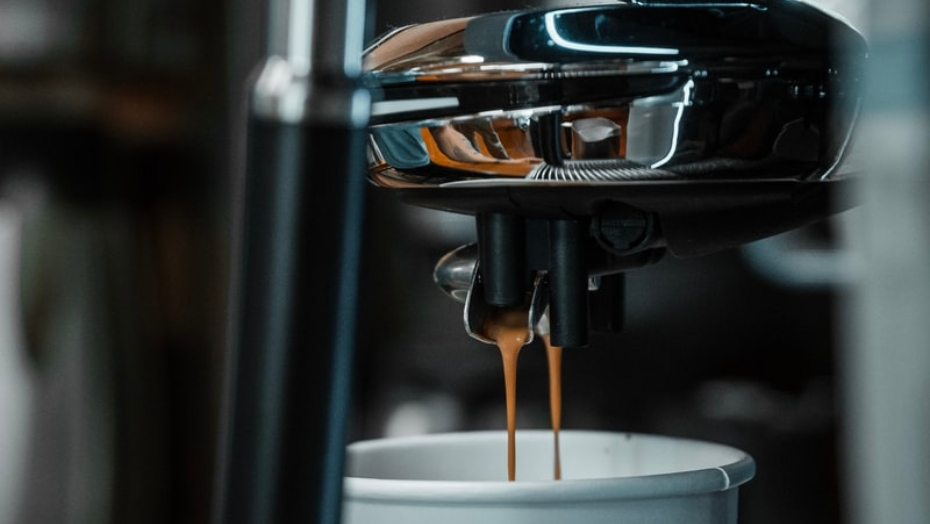 Kafijas kapsulu automāts