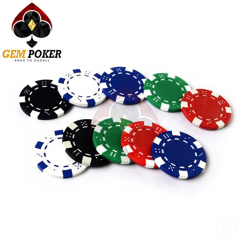 Sản phẩm chip poker cao cấp