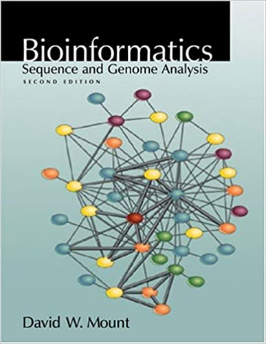 Bioinformatics: Sequence and Genome Analysis by David Mount