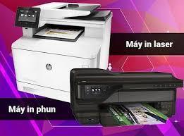 Một số loại máy in tốt hiện nay