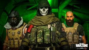 COD Warzone shields