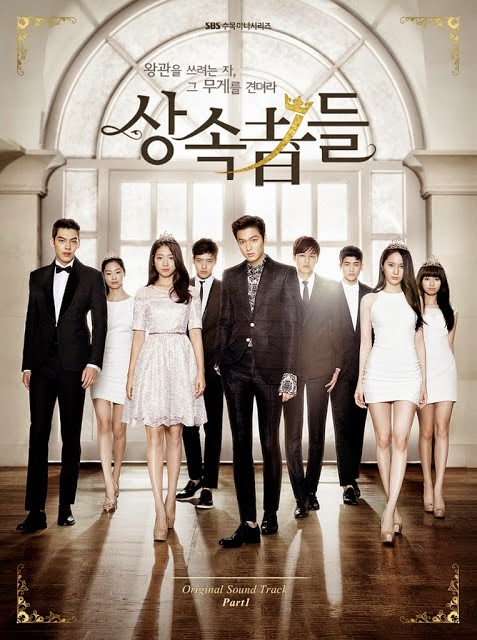 The Heirs (The Inheritors) - Various Artist Part.1 Full Album K2Ost free download korean song kpop kdrama ost lyric 320 kbps