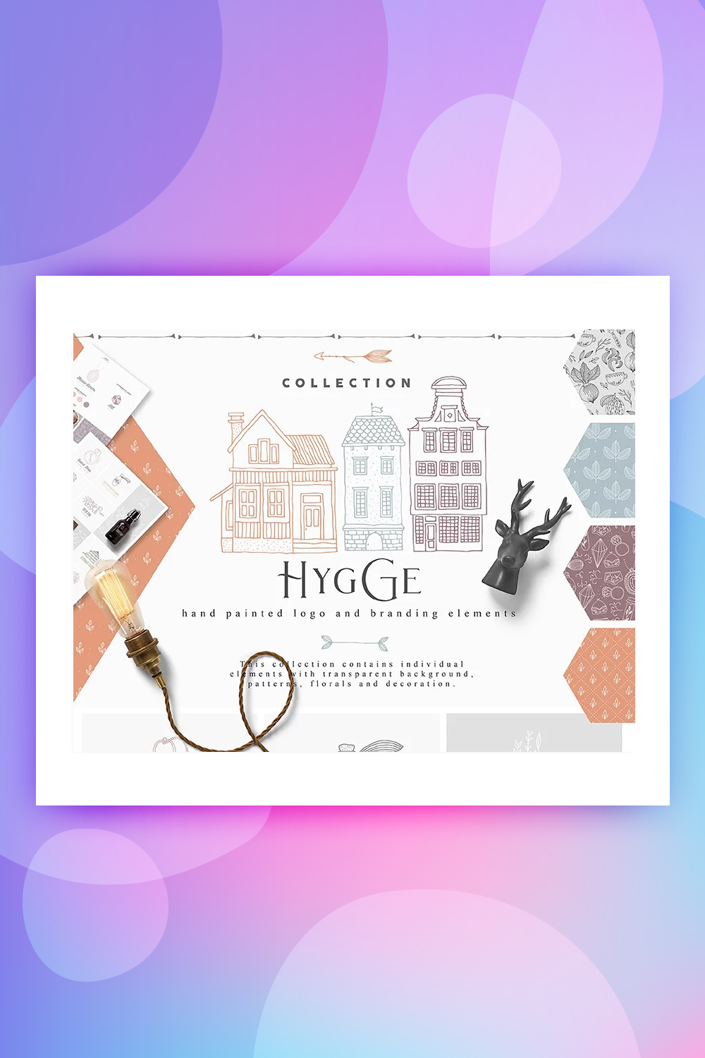 Hygge Collection Illustration