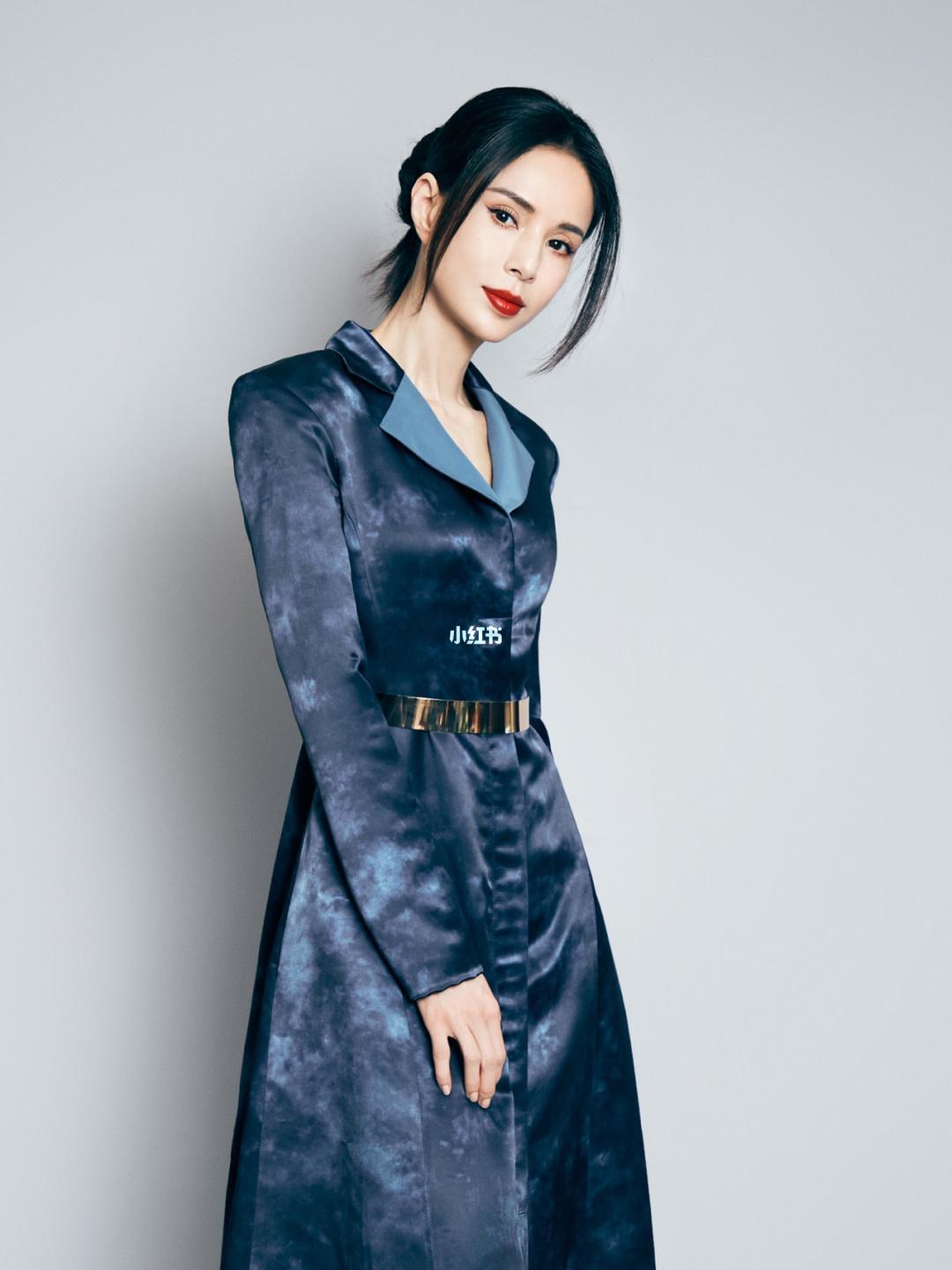 李若彤穿搭_okjer.com