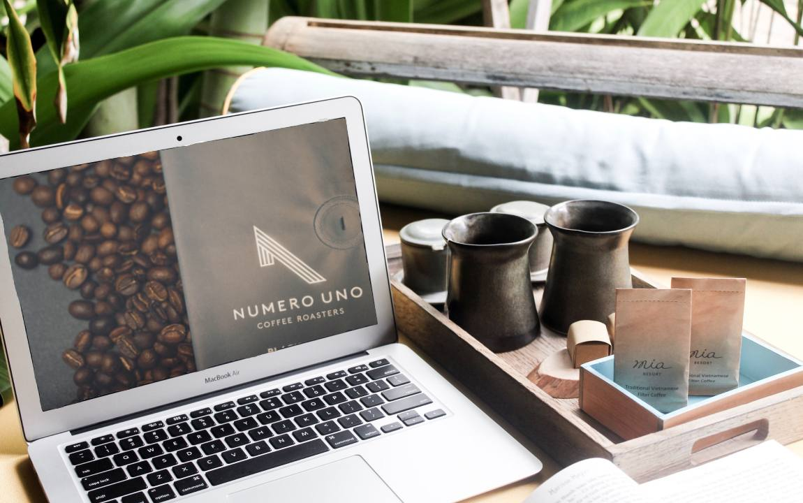 online coffee store