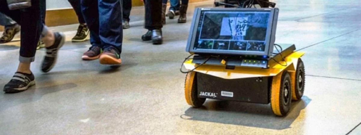 MIT's New Robot Understands Pedestrian Etiquette