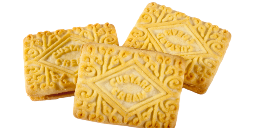 custard-creams-on-white-background