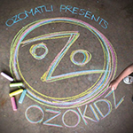 Ozomatli Presents Ozokidz album cover