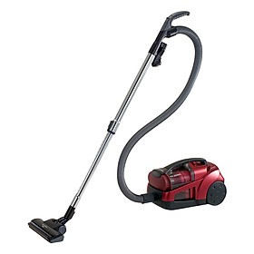 The 2.2L Panasonic MC-CL789  Vacuum Cleaner has one of the largest capacities of any vacuum cleaner it's size Source; Shopee.com