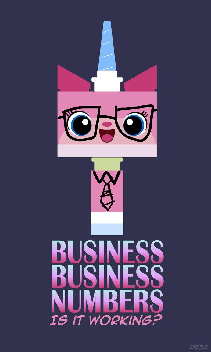 Image result for business unikitty