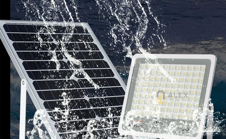 chỉ số chống nước IP67 của đèn NLMT