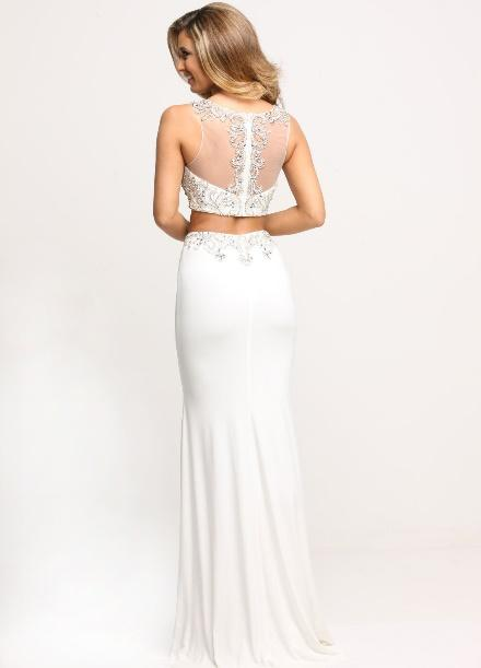 Back view of Style : 71712