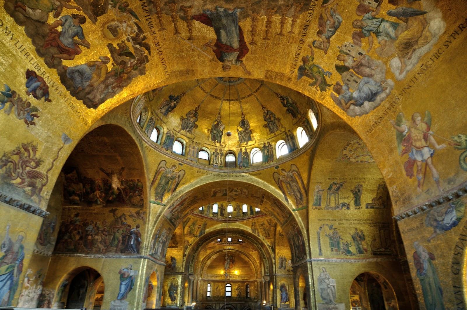 Vương Cung Thánh Đường Thánh Mác-cô, thành phố Venice, Ý