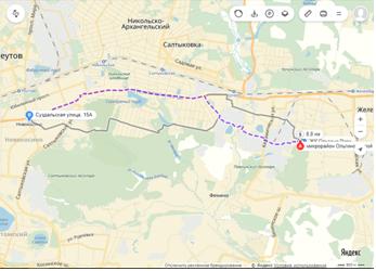 ЖК «Ольгино парк» готов принять новых жильцов 19