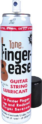 Fingerease guitar string lube