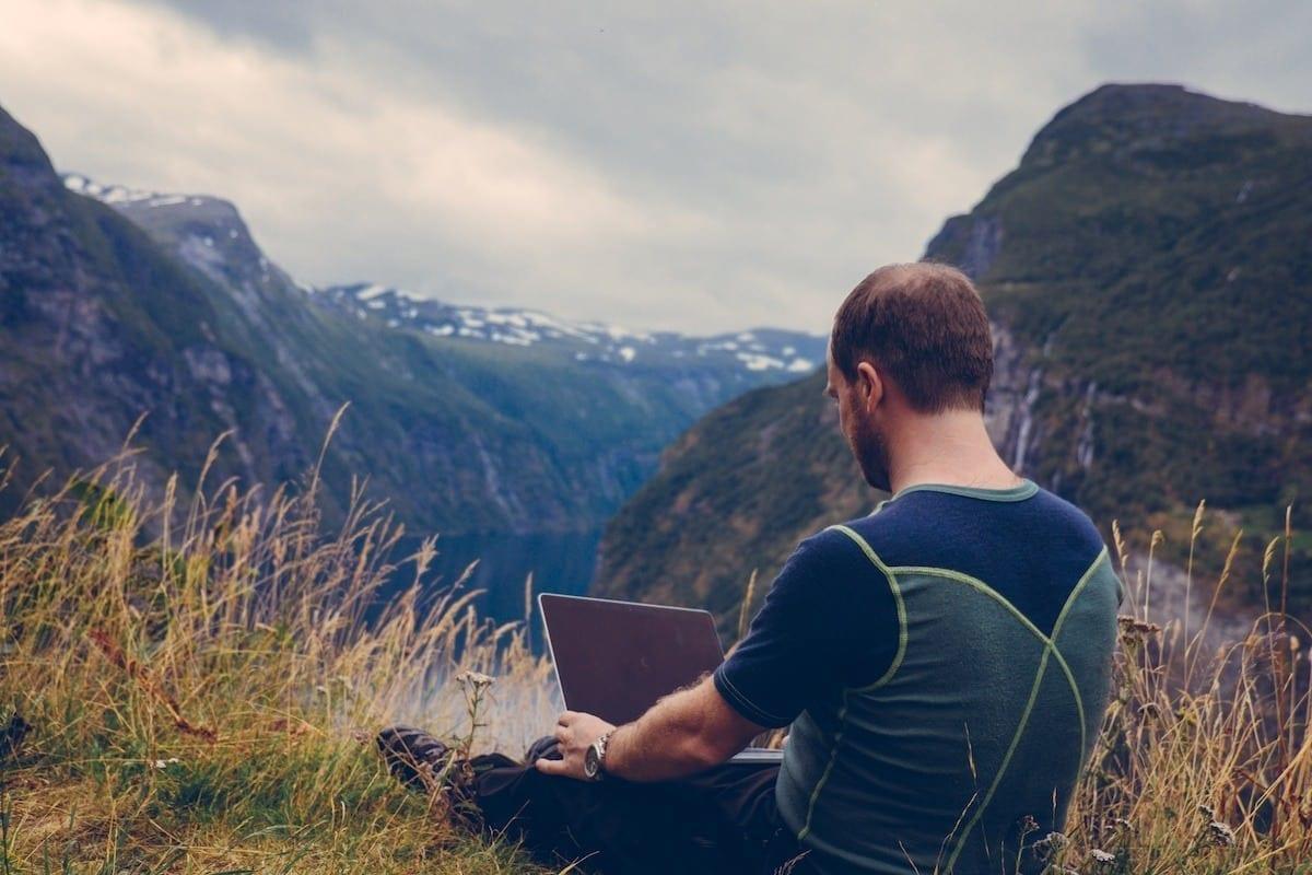 Resultado de imagem para nomadismo digital