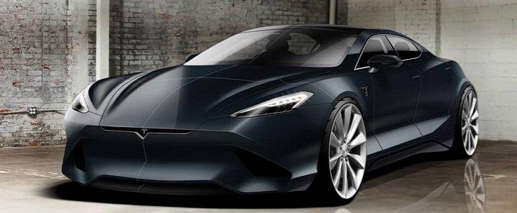projet véhicule Tesla