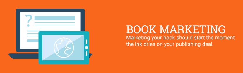When should I begin marketing my book?