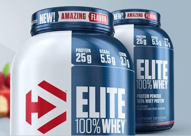 4. โปรตีนลดน้ำหนัก DYMATIZE   NUTRITION ISO 100