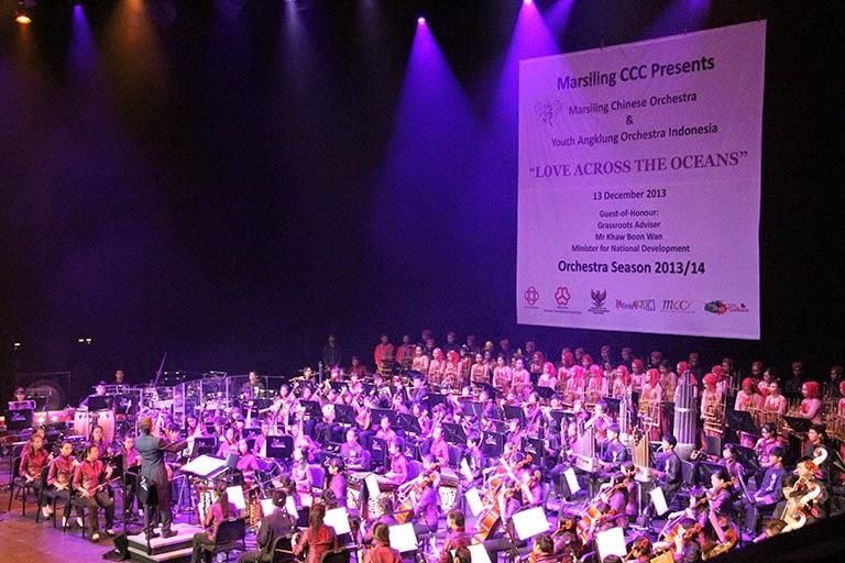 YOAI & Marsiling Chinese Orchestra