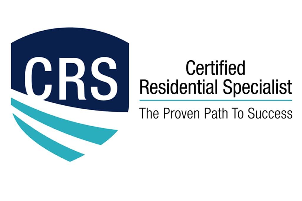 Best real estate designations CRS