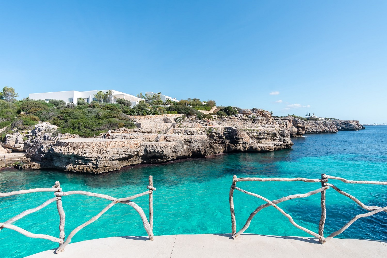 Cala en Brut en Menorca
