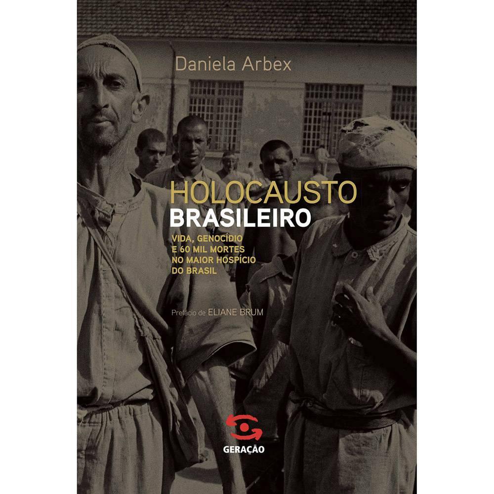 Resultado de imagem para livro holocausto brasileiro