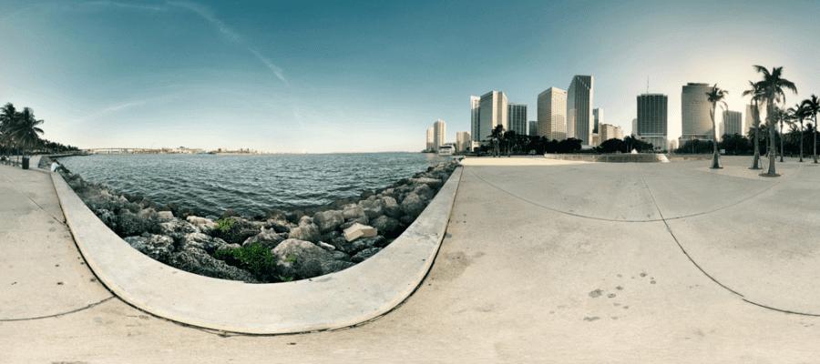 VR動画 360度映像 集客 効果