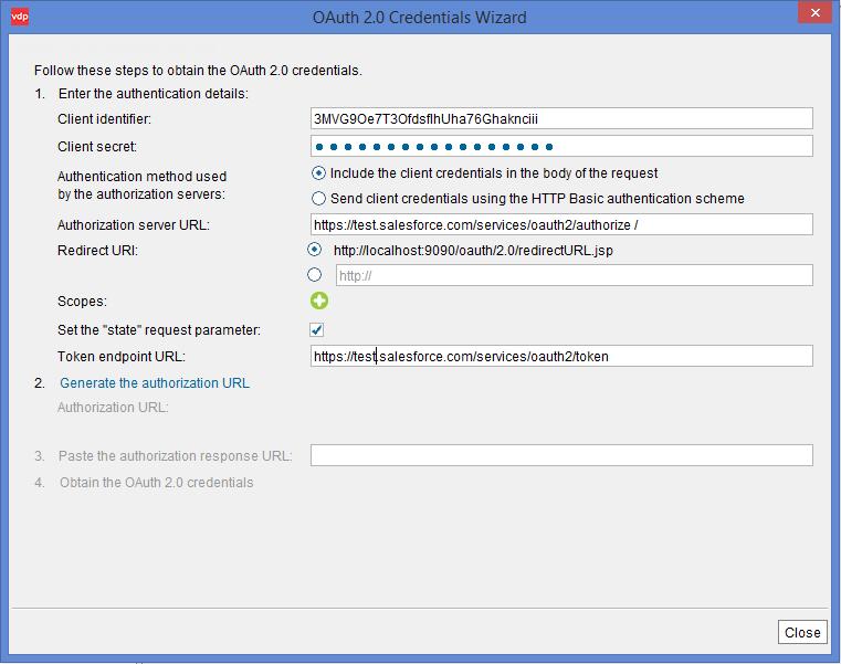 Denodo SalesForce REST Custom Wrapper - User Manual
