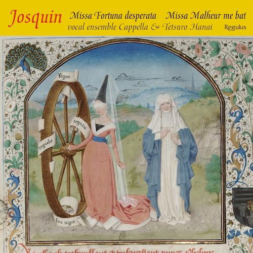 Missa Fortuna desperata Missa Malheur me bat