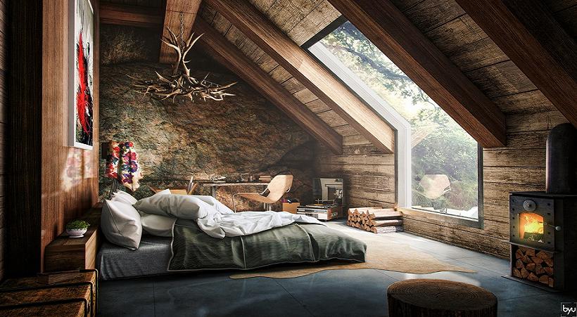 Thiết kế cửa sổ tùy theo hướng phòng và diện tích phòng