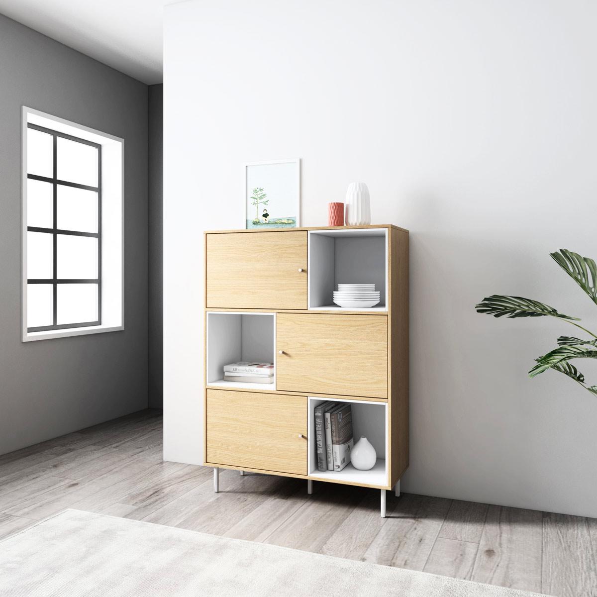 Mueble Kumma Blanco