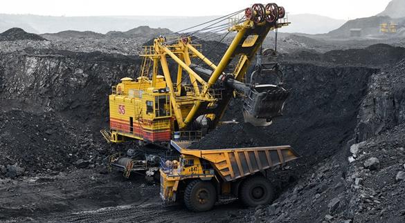 Видобуток вугілля в Кемеровській області РФ (фото: gelio.livejournal.com)