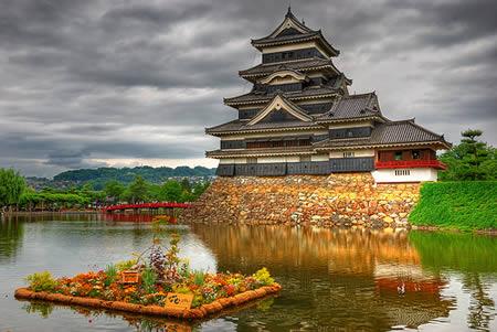 Matsumoto Castle, Jepang