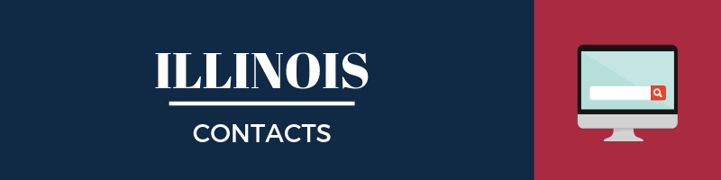 Illinois Sales Tax Contacts