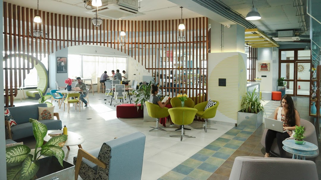 G9 Capitol coworking spaces in surat