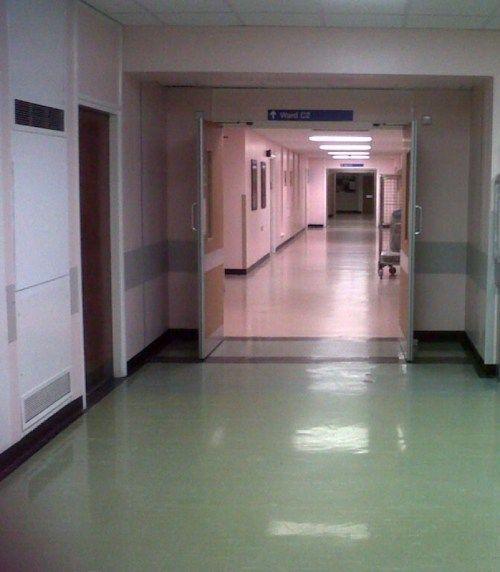 i actually love hospitals