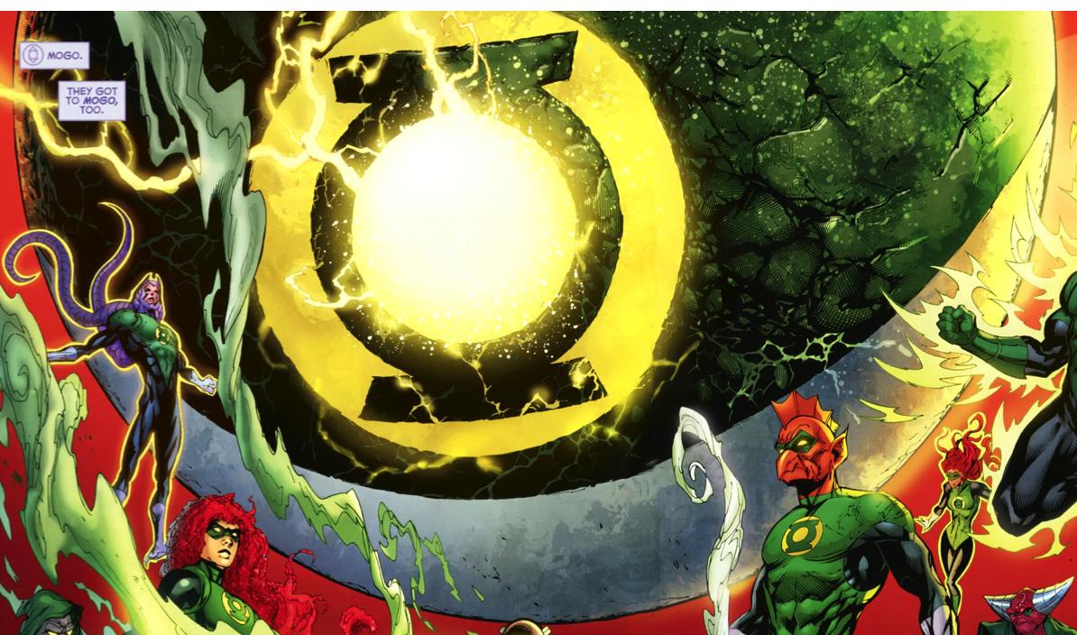 Planeta Heróis (PH): Mogo